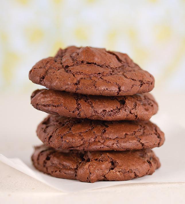 Biscuits choco sesame